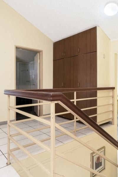 Linen Cupboard before renovation