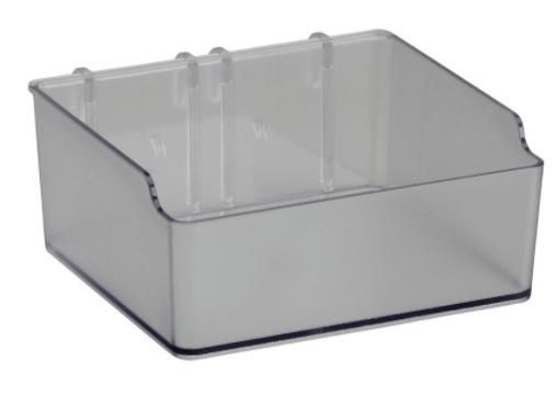 Short Box for Peg Board