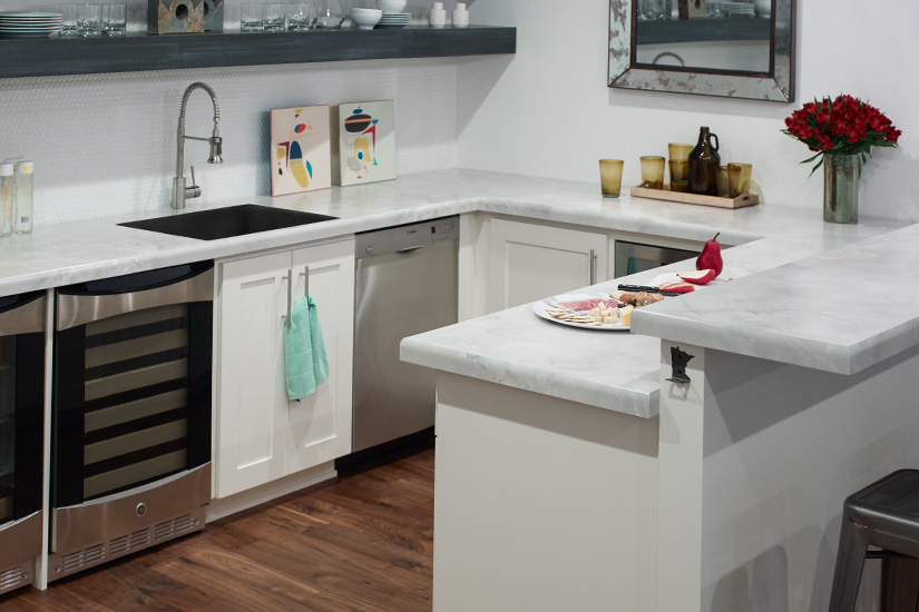 laminate countertops love undermount sinks
