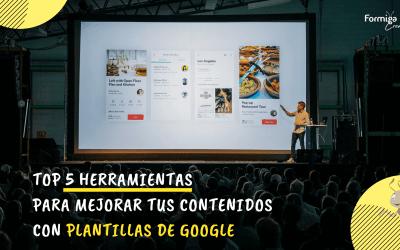 Las plataformas que no conocías para diseñar tus mejores presentaciones de Google