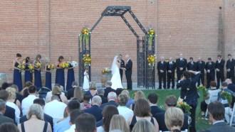 Old Sugar Mill Winery Wedding