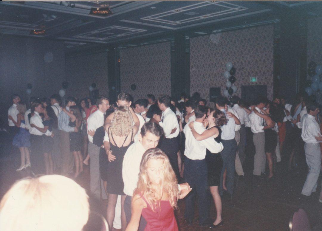Hyatt wedding reception