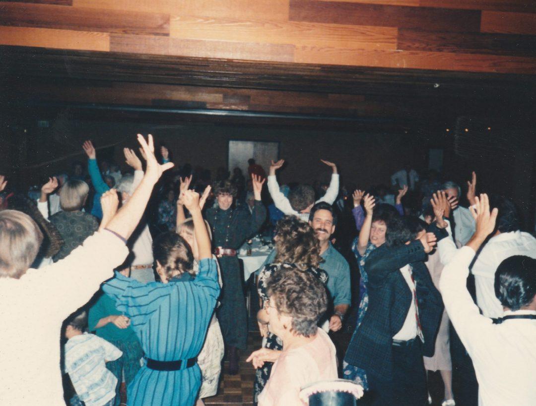 Lakeside Inn dance floor