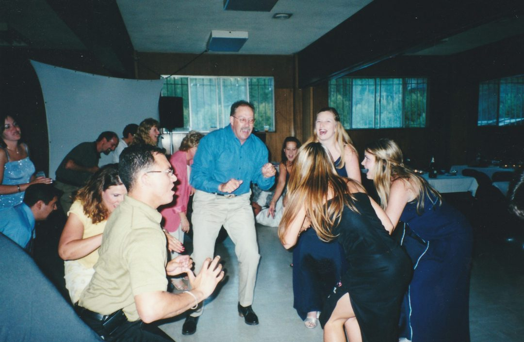 Some Lake Tahoe wedding fun