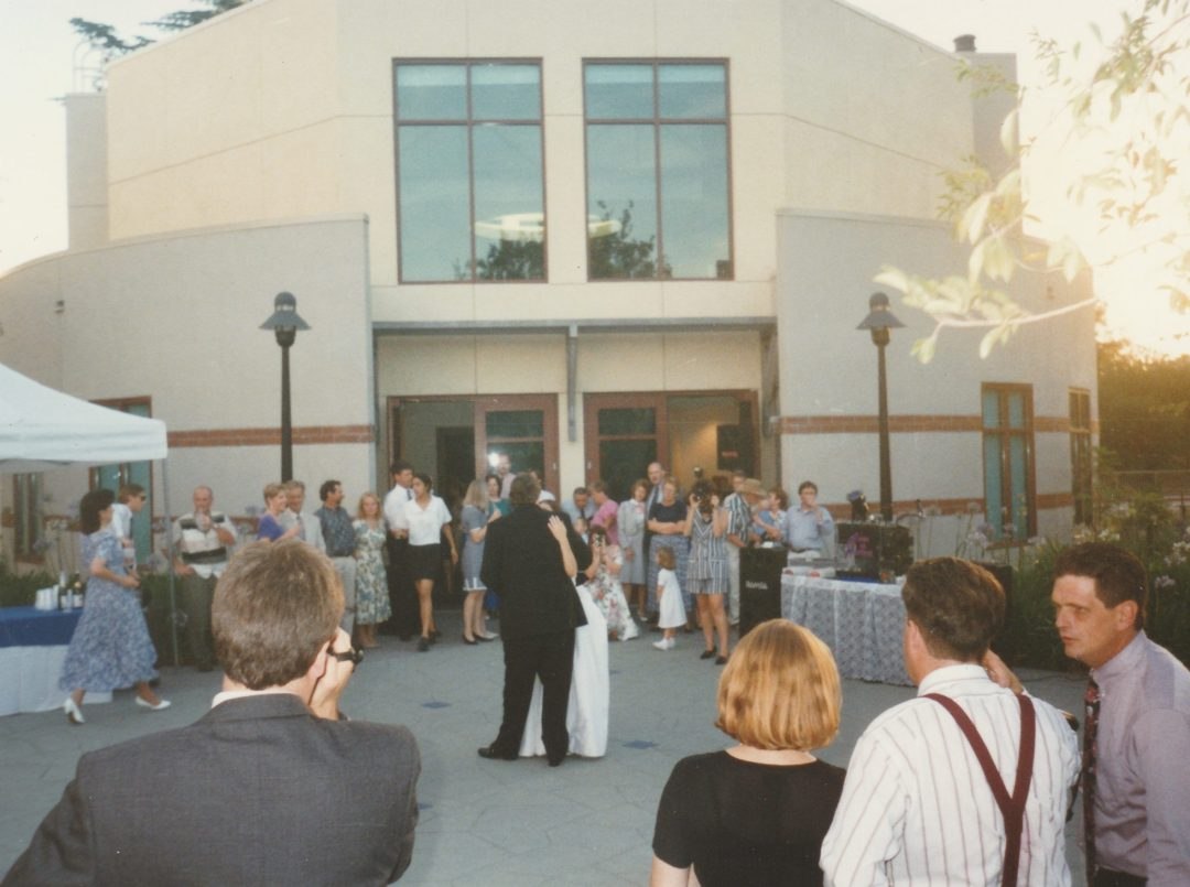 UC Davis first dance