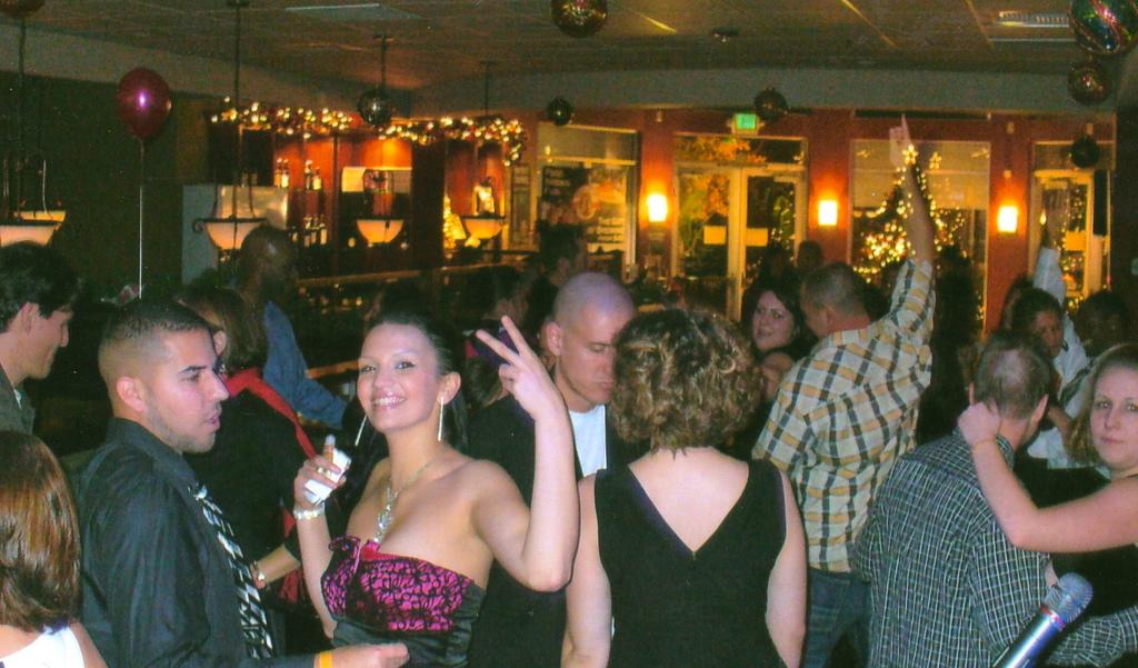 Party time in Sacramento