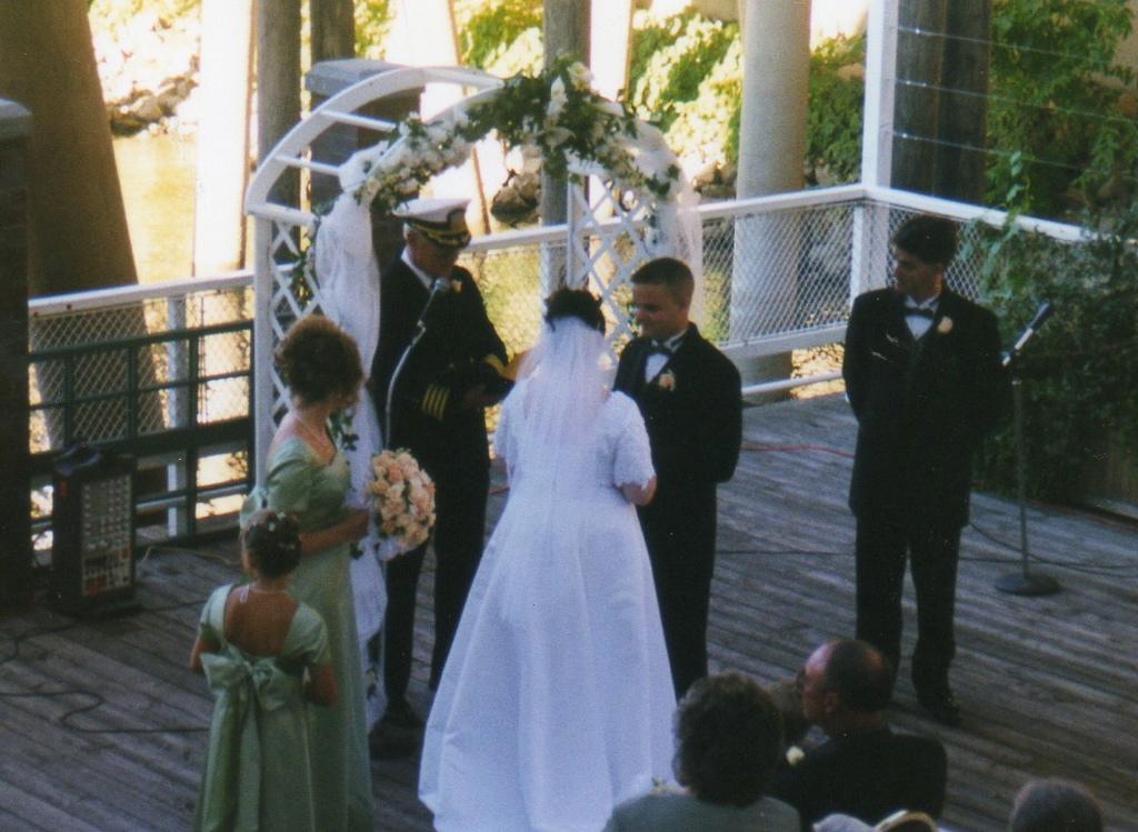 Delta King ceremony
