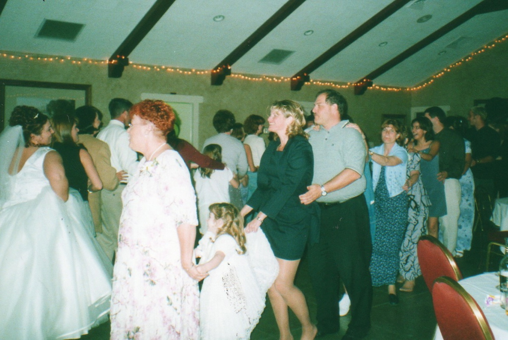 Wedding reception in Penryn