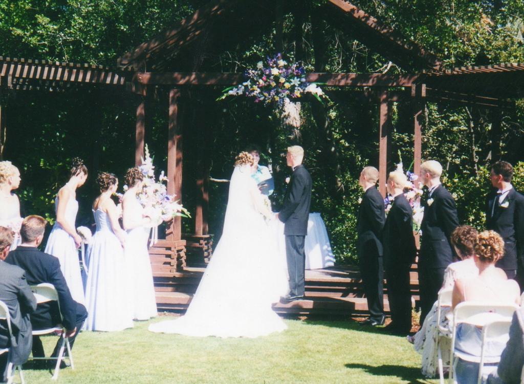Rocklin ceremony