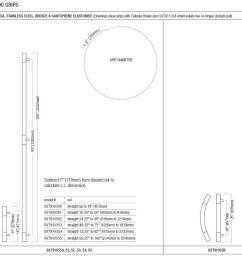 sextant door pulls sizes sextant door pulls sizes  [ 1200 x 800 Pixel ]