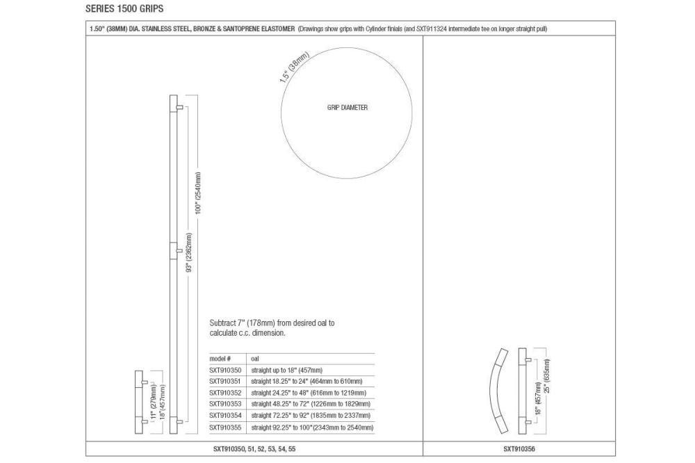 medium resolution of sextant door pulls sizes sextant door pulls sizes