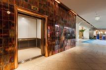 Hilton Miami Airport Hotel Elevator