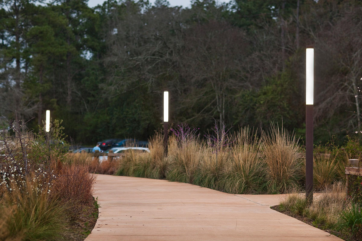 Houston Memorial Park  FormsSurfaces