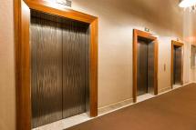 Hotel Elevator Doors