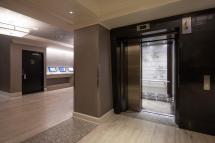 New York Hotel Elevator