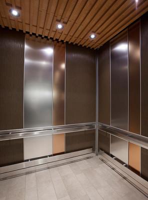 LEVELe101 Elevator Interiors  Architectural  FormsSurfaces