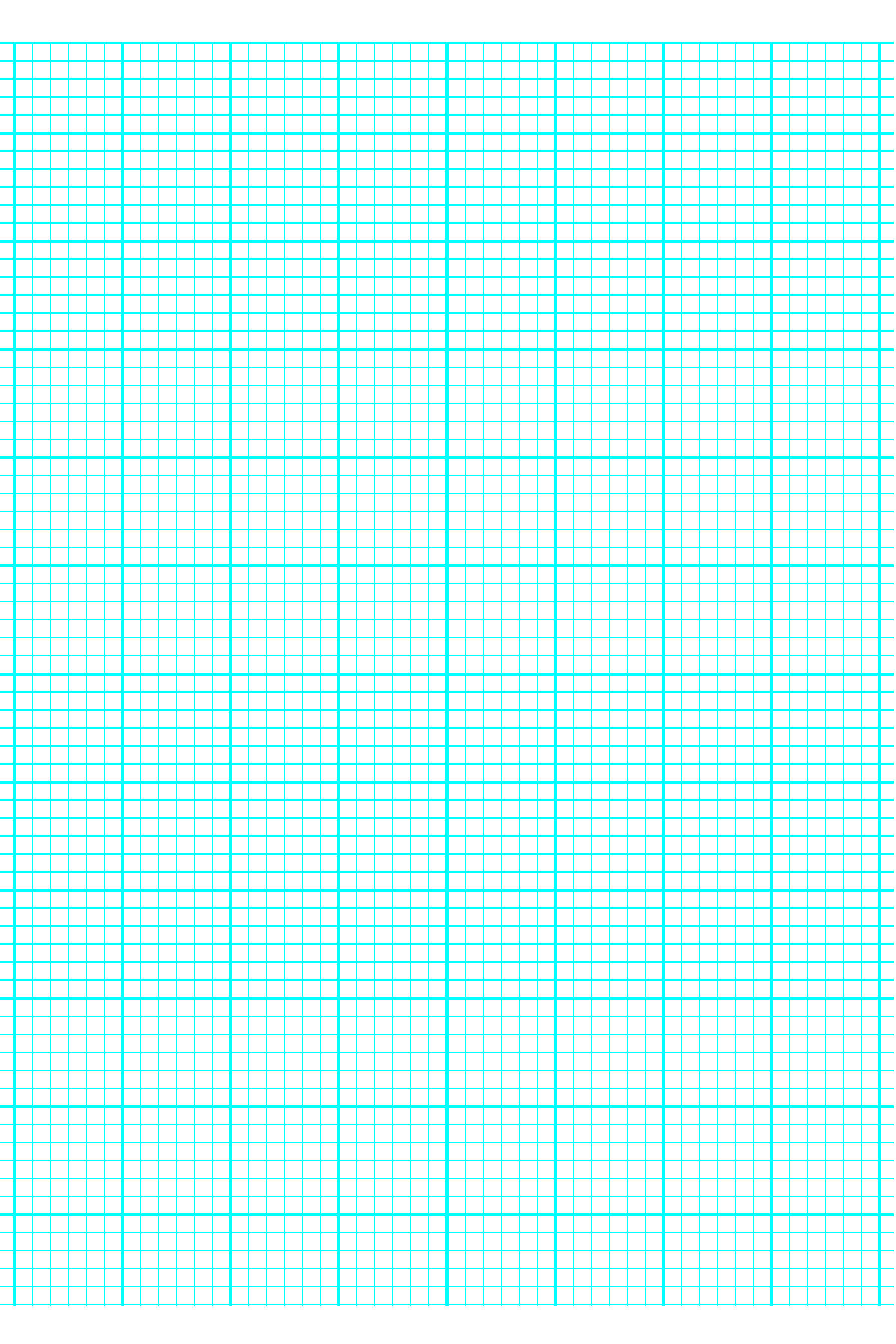 6 Lines Per Inch Graph Paper On A4 Sized Paper Heavy Free Download