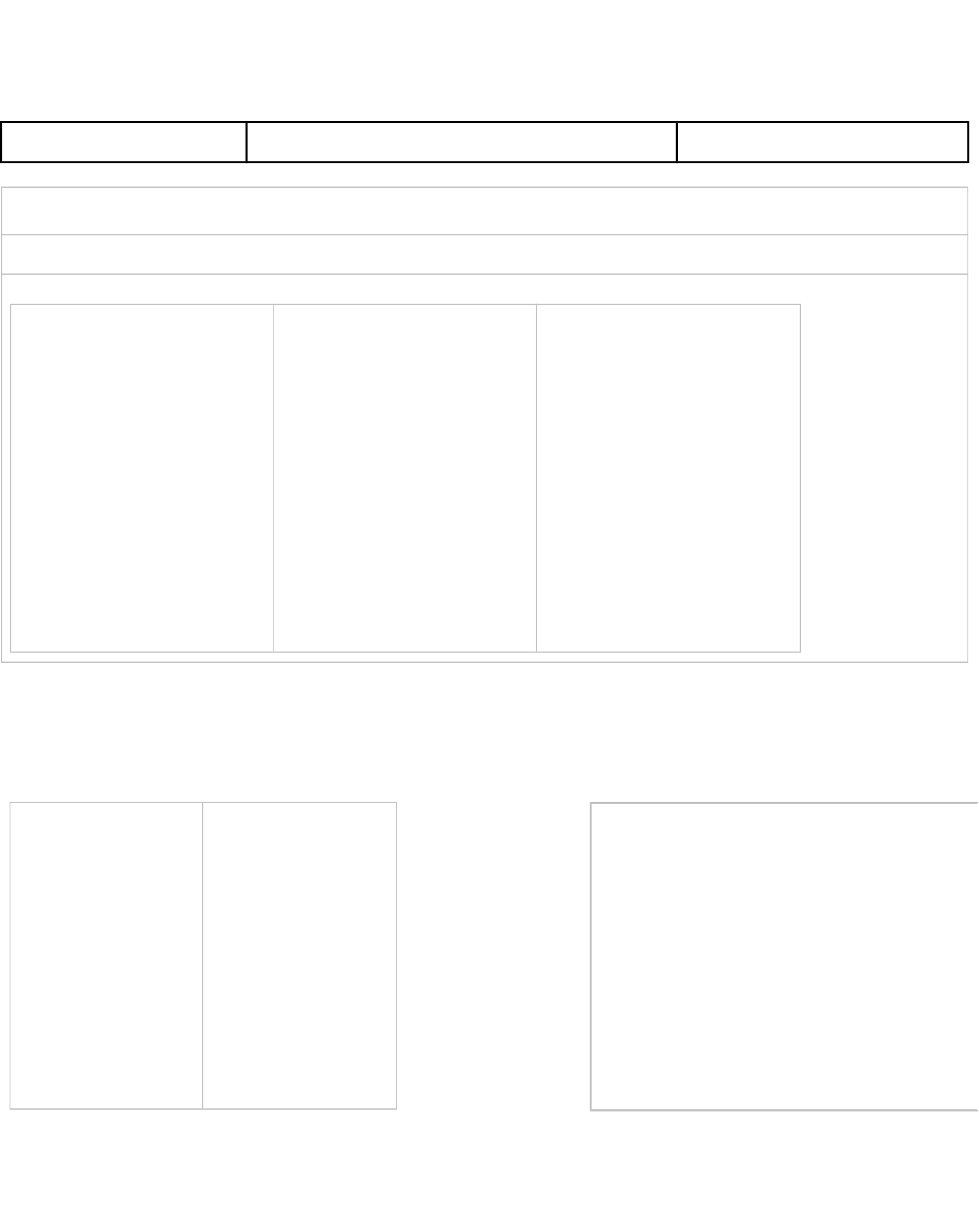 52 Blank Voting Template