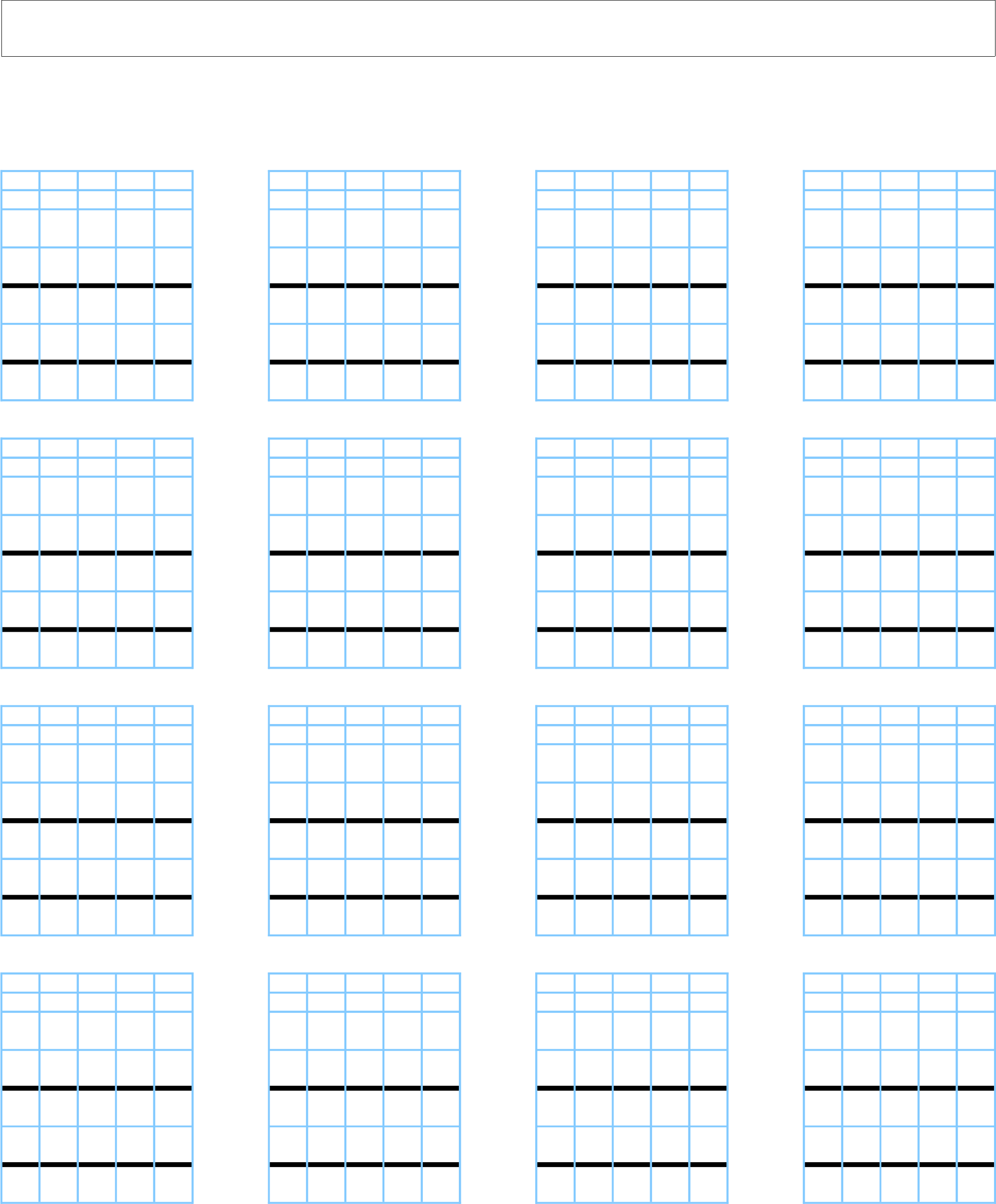 Grid Method Multiplication Year 4 Powerpoint