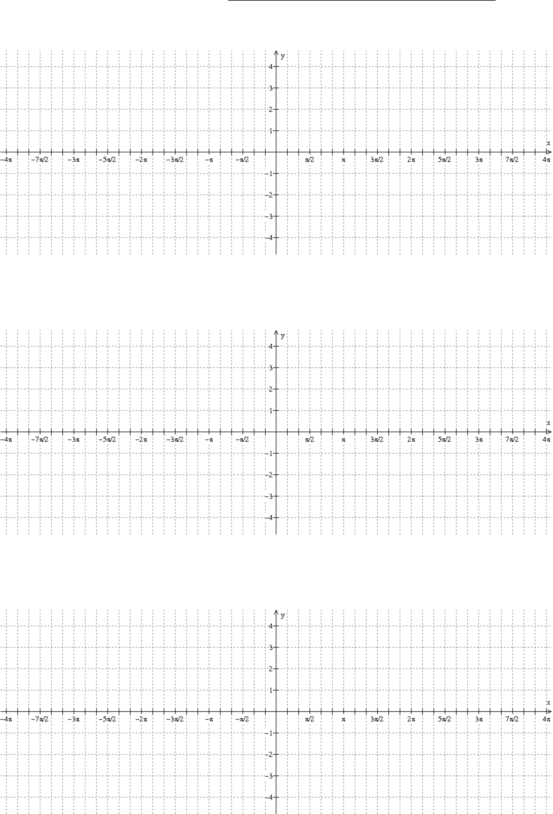graph paper for high school