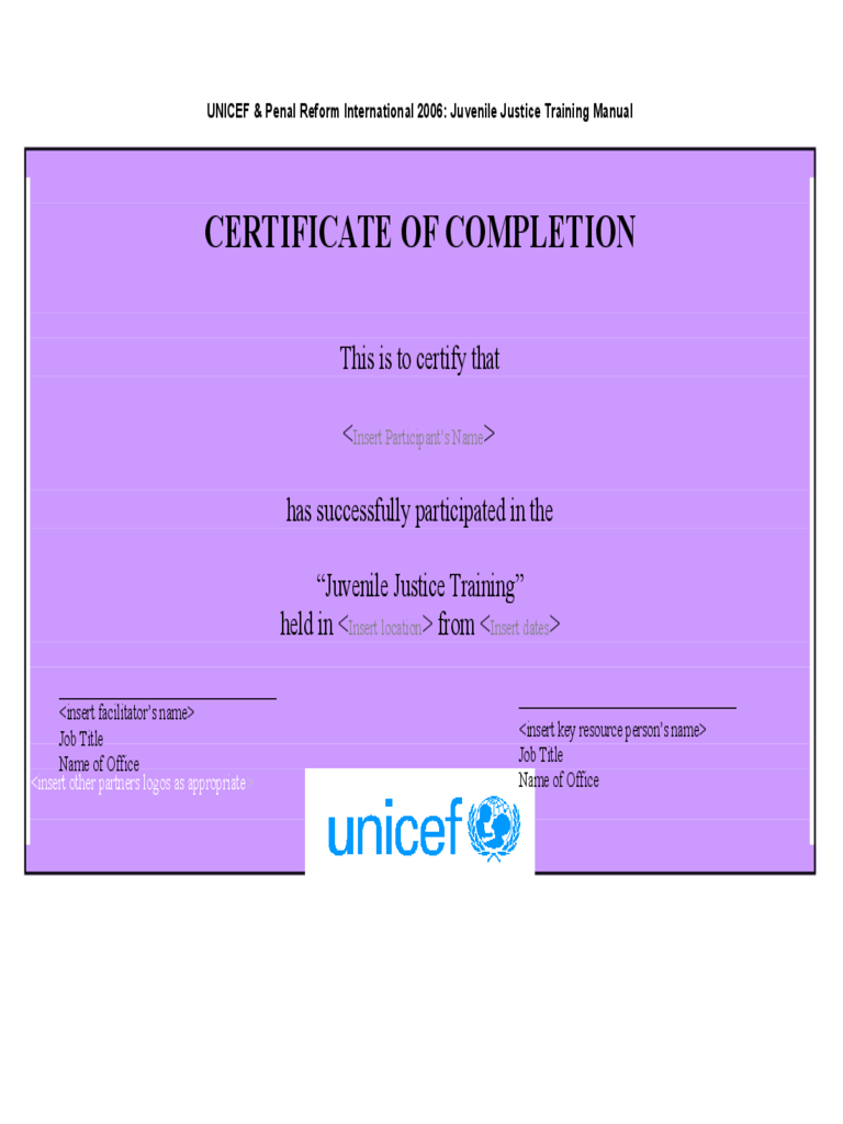 certificate of completion doc