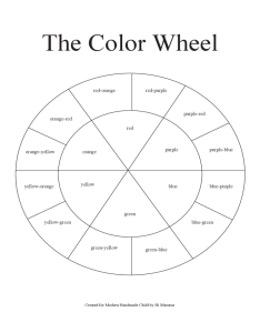 Blank color wheel chart also template free templates in pdf word excel rh formsbirds