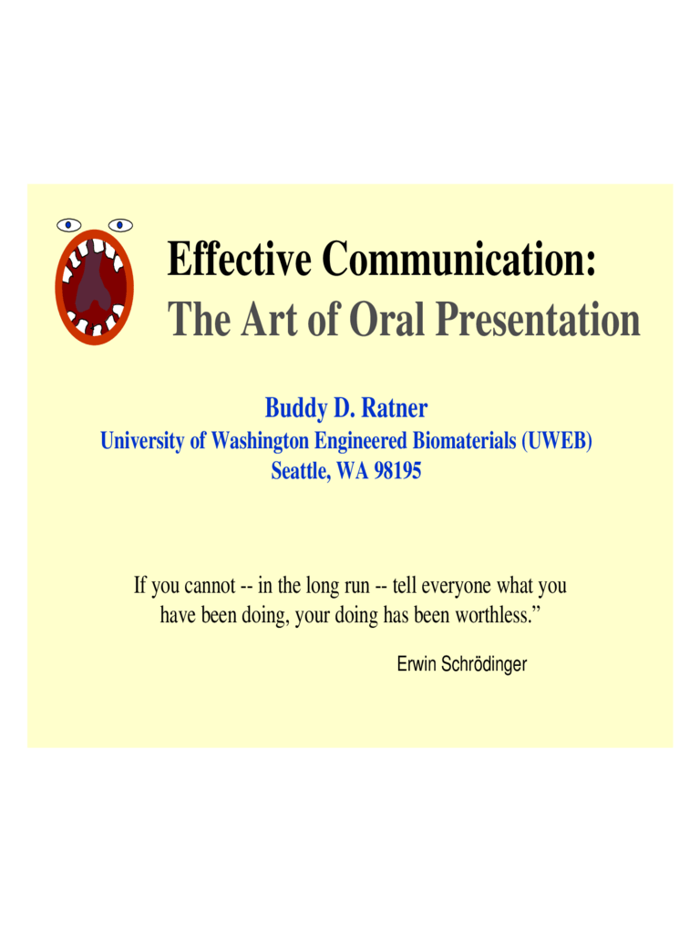 Communication Skills PPT 6 Free Templates In PDF Word