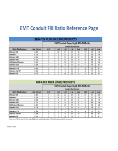 emt conduit fill ratio reference template also free download rh formsbirds