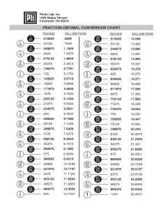Sample fraction decimal conversion chart also to free templates in pdf word excel rh formsbirds