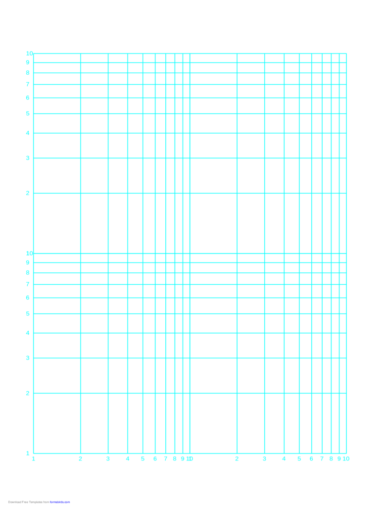 graph paper pdf with axis
