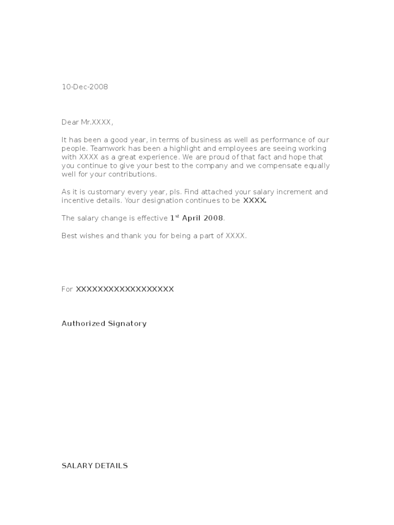 Recommendation Letter Areas For Improvement | Sample Resume Format