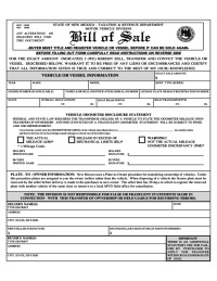 nc car bill of sale - Tolg.jcmanagement.co