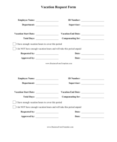 Business Forms Times