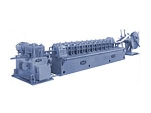 Tishken HW Series Heavy Duty Roll Forming Systems