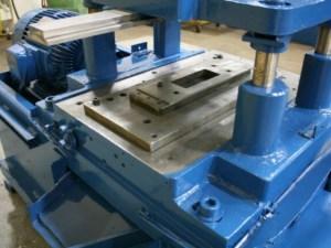 Tishken Two-Post Mechanical Presses