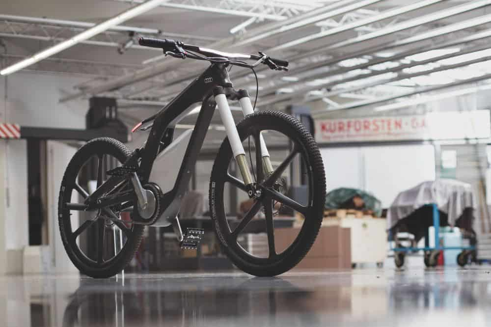 Audi Reveals EBike At Wörthersee Show - Audi e bike
