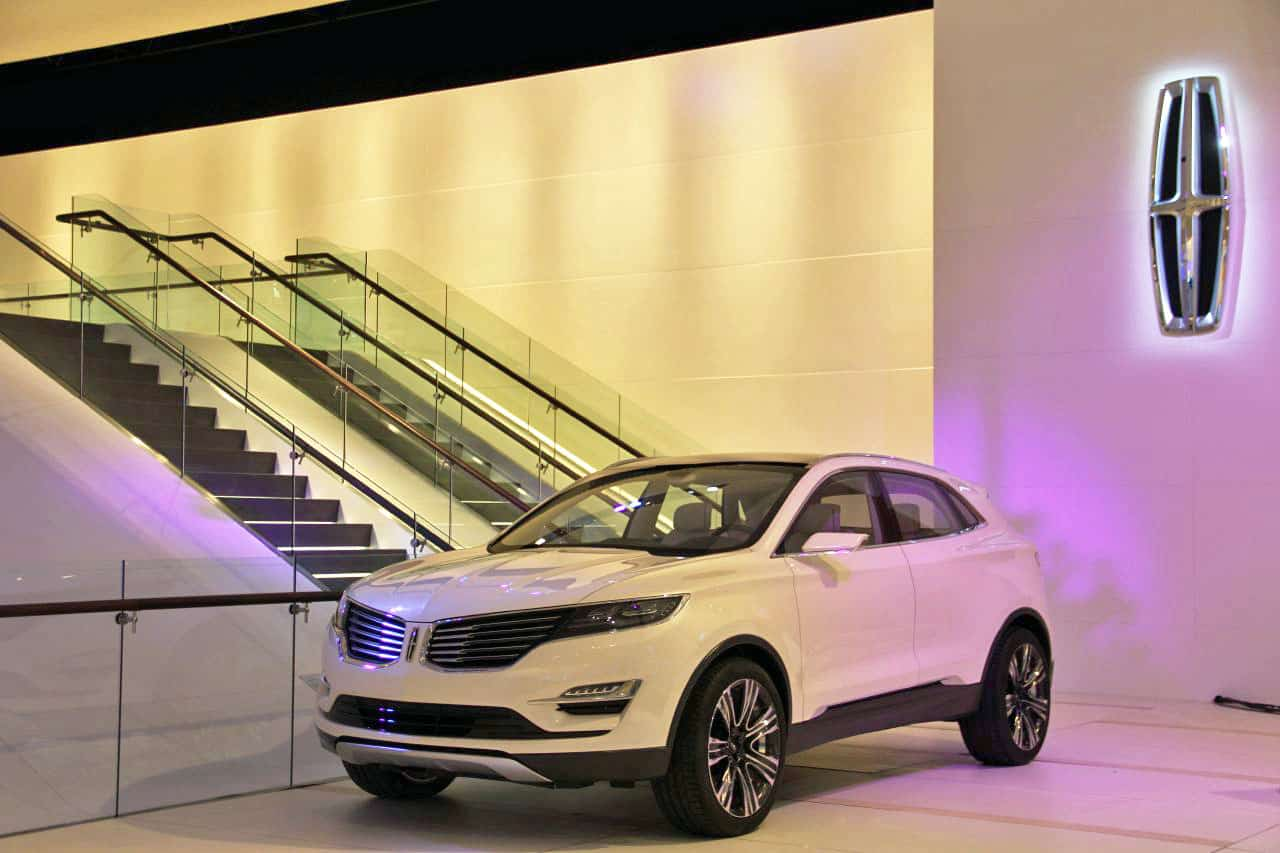 Meet the Designer: Lincoln MKC concept