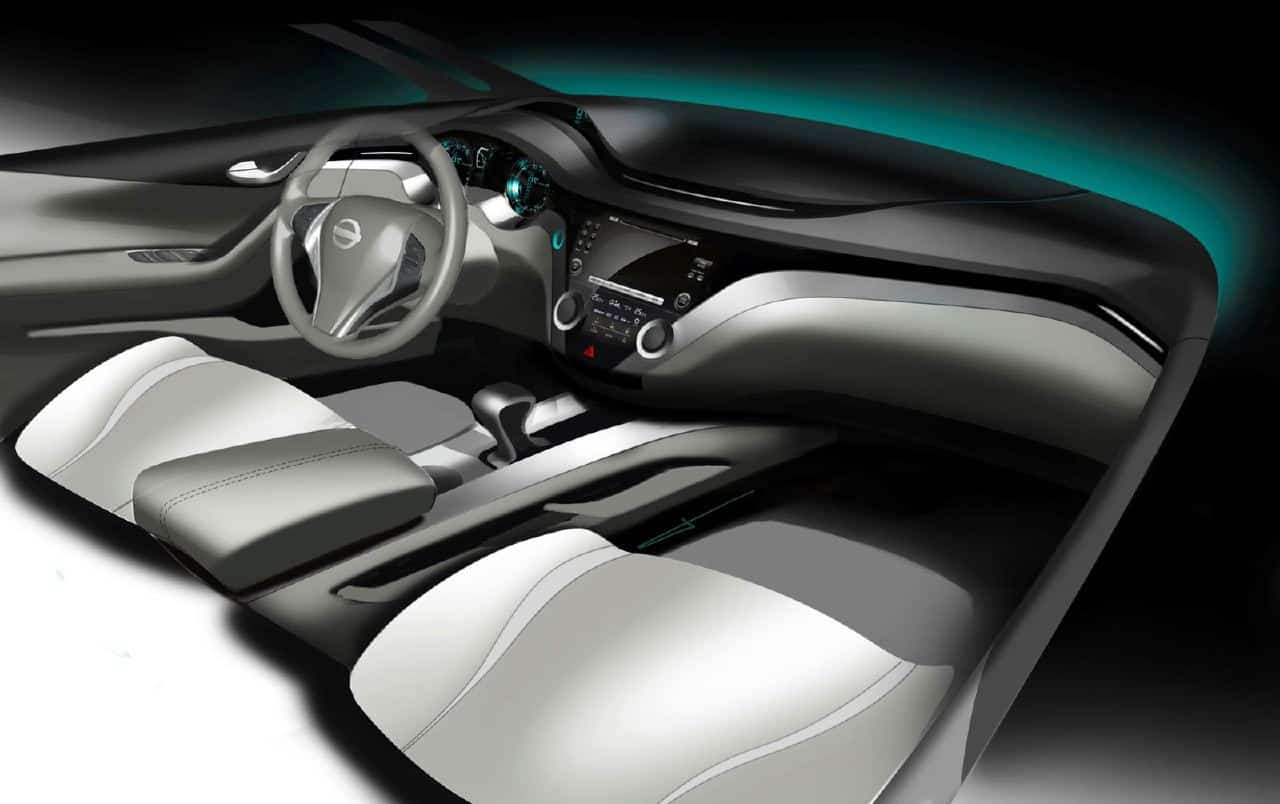 Design Story Nissan Qashqai