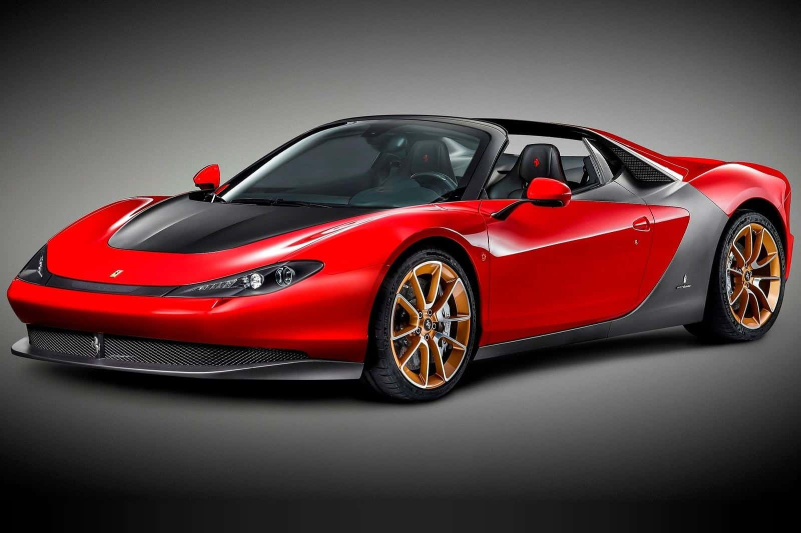 Pininfarina Ferrari Sergio Makes Production Debut