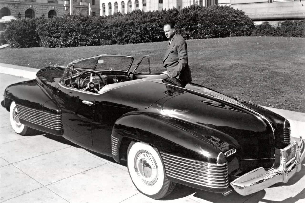 Buicks Five Most Influential Concept Cars 1954 Buick Wildcat Ii Design Jobs