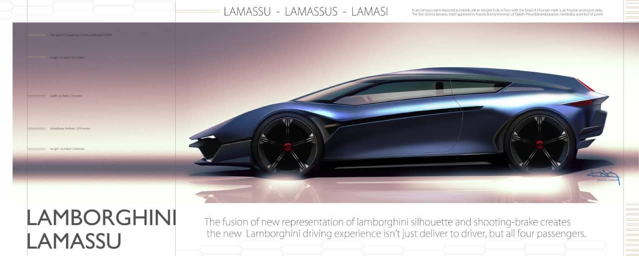 Lamborghini Lamassu Concept
