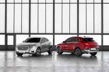 Borgward BX6 TS and BX5