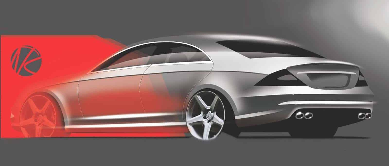 Design Icons Revisiting The Trend Setting Mercedes Benz Cls 2004