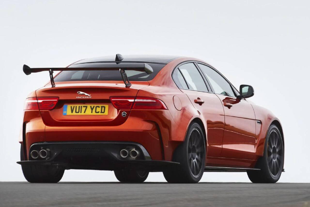 Exterior Car Part Names: Jaguar XE SV Project 8 Brings Exclusivity To The Common Car