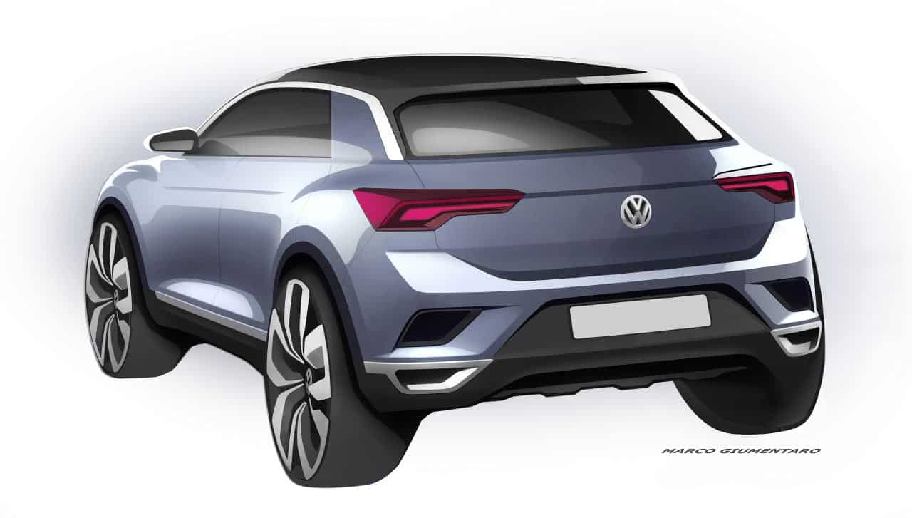 Volkswagen Designers On Bringing The Production T Roc To Life