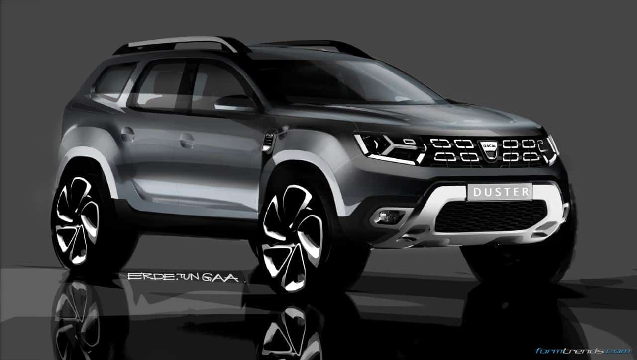 Renault Designers On Creating The Second Generation Dacia Duster