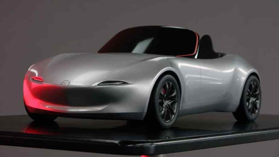 Mazda MX-5 ND proposal