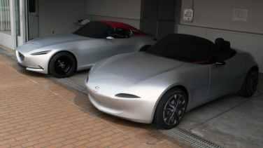 Mazda MX-5 ND alternative proposals