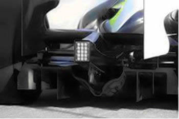 diffuser on BrownGP 2009