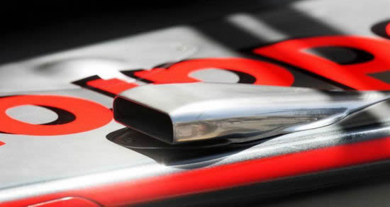 F-Duct McLaren